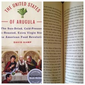 United States of Arugula, by David Camp.